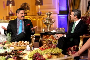 Andy Cohen on Shahs of Sunset