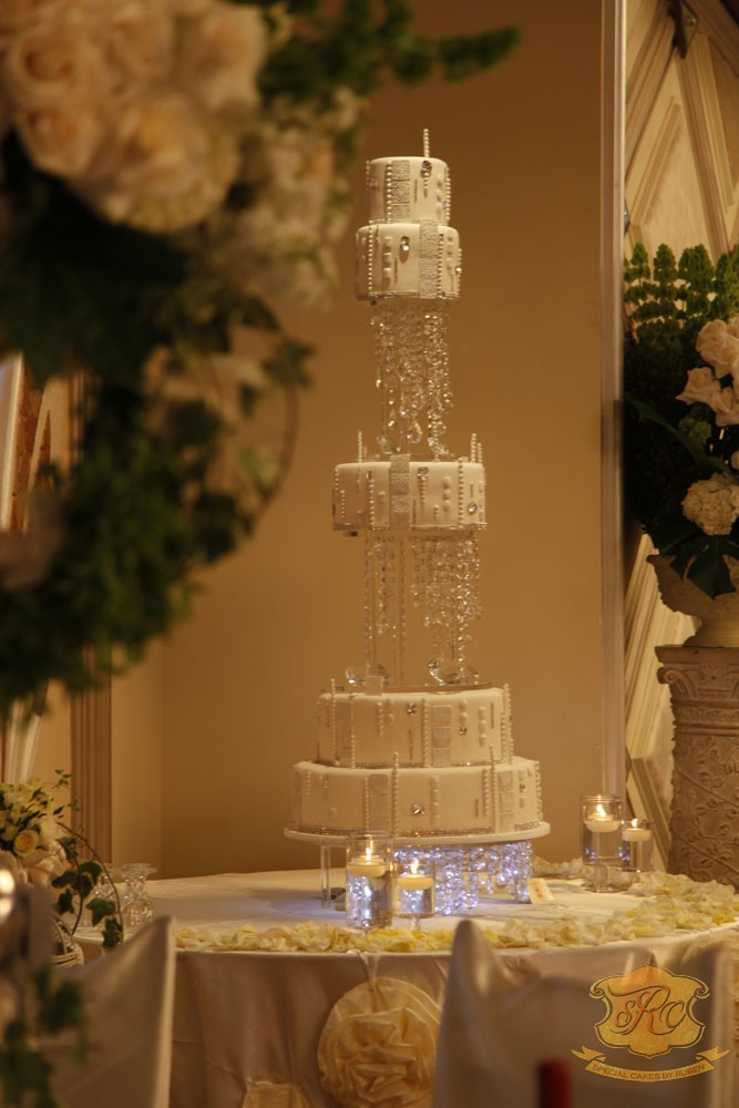 Special Cakes By Ruban Couture Wedding Cake