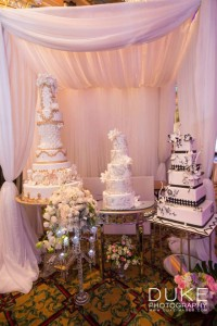 Cake design and display