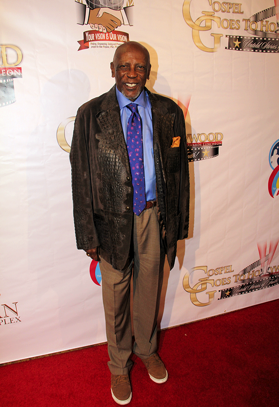 Actor Louis Gossett Jr.