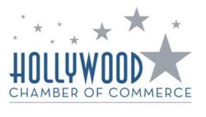 hollywood chamber logo