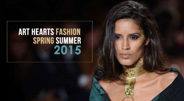 The Art Hearts Fashion Showcase at Taglyan Complex
