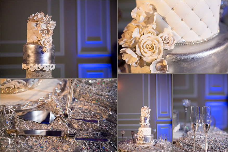 Warren and Gladys' Wedding Cake - Taglyan Complex