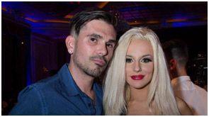 Courtney Stodden and Erik Rosete