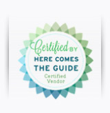 Here Comes The Guide Certified Vender