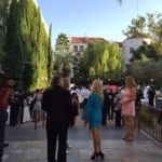 The Taglyan Complex Courtyard For The 2015 Angel Awards