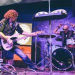 Rock Band Plays at the PAL Gala