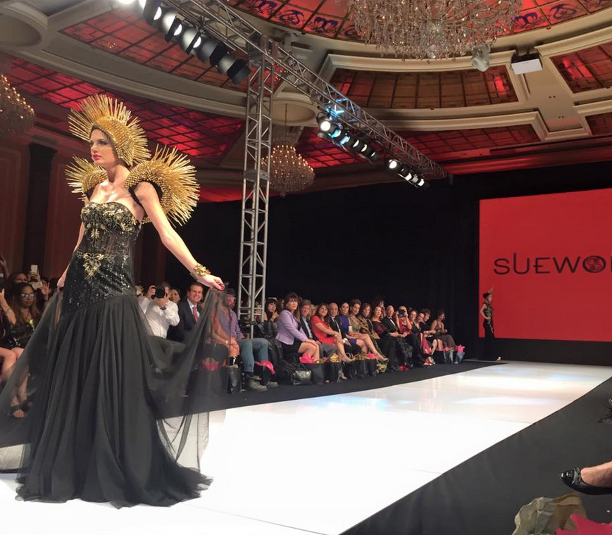 """Sue Wong's """"Alchemy & Masquerade"""" Collection"""