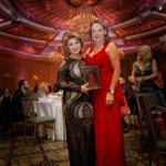 Lousine Karibian and CEO of Life Chest, Donna Yost