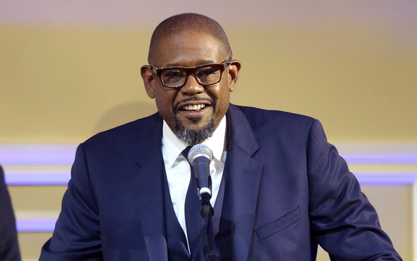 Forest Whitaker at Taglyan Complex