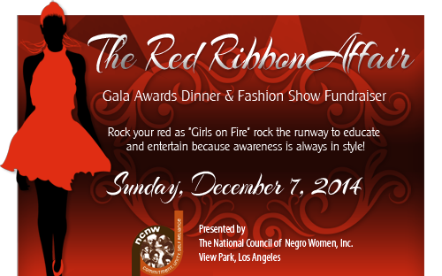 The Red Ribbon Affair Gala at Taglyan