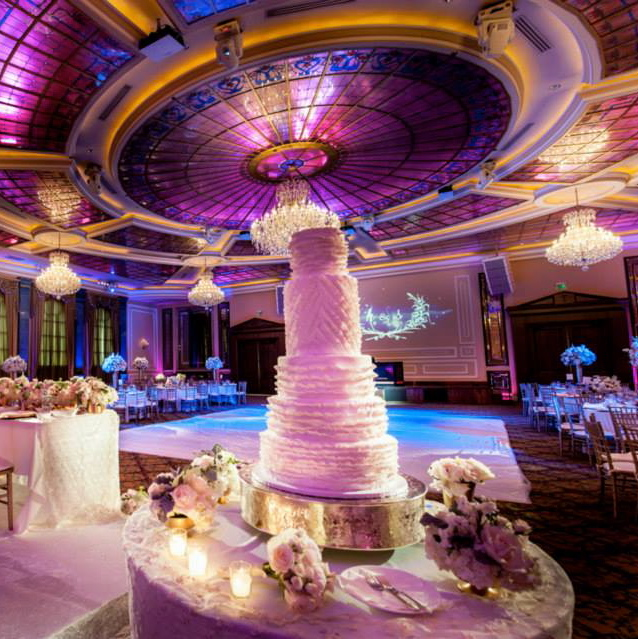 Harout and Suzy's Wedding Cake - Taglyan Complex