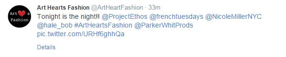 Art Hearts Fashion Tweet - Taglyan Complex
