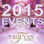 2015 Upcoming Events at Taglyan Complex