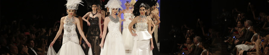 LA Fashion Week At Taglyan Complex