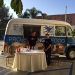 The Project Angel Food Van at Taglyan Complex