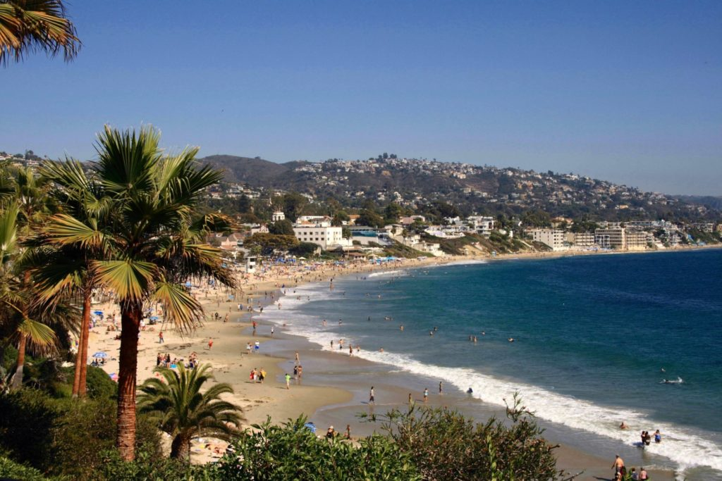Laguna Beach Honeymoon