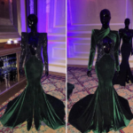 Michael Costello's Dress