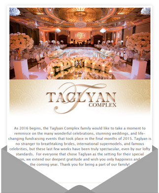 Live, Love, Give! Taglyan's Newsletter Issue #6