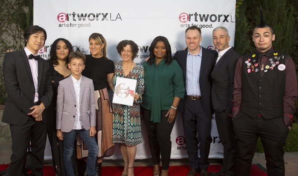 artworxLA evening of art 2017