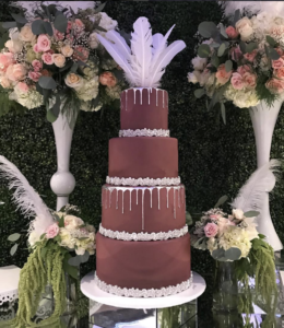 Wedding Cake Trends - Drip Cake
