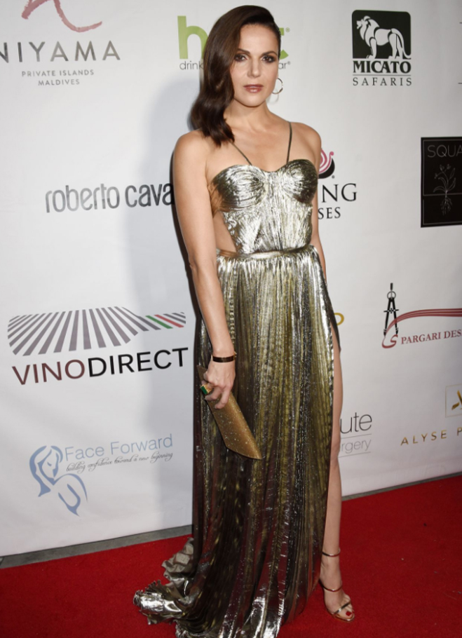 8th Annual Face Forward Gala - Lanna Parilla