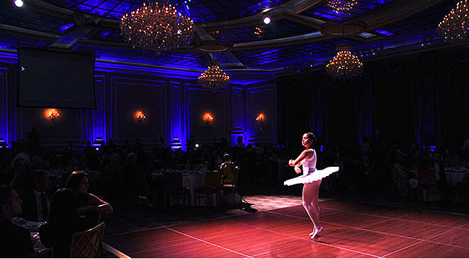 Boys & Girls Club Of Hollywood Gala - Ballet Dance