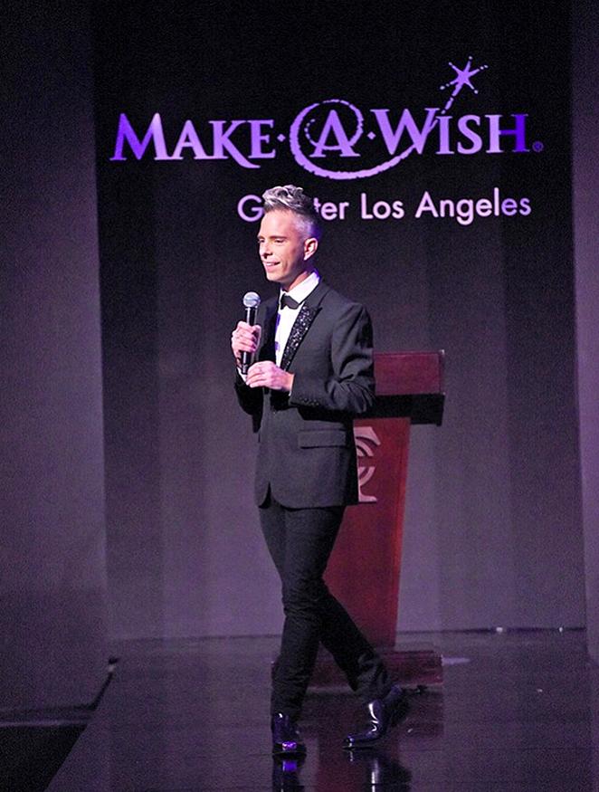 Make-A-Wish Young Legends - Drew Elliott
