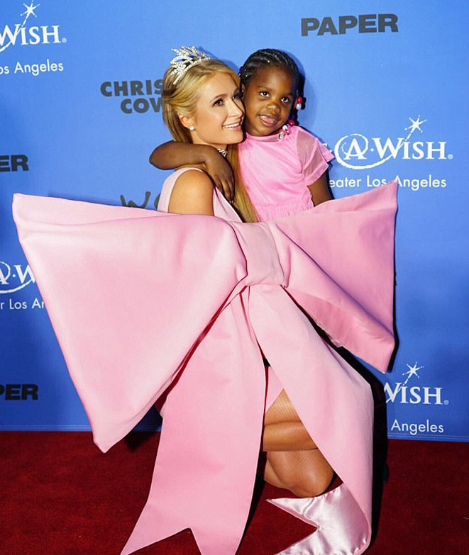 Make-A-Wish Young Legends - Paris Hilton