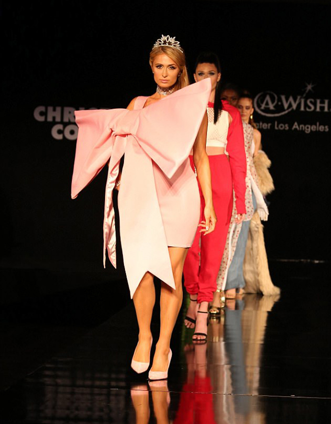 Make-A-Wish Young Legends - Runway