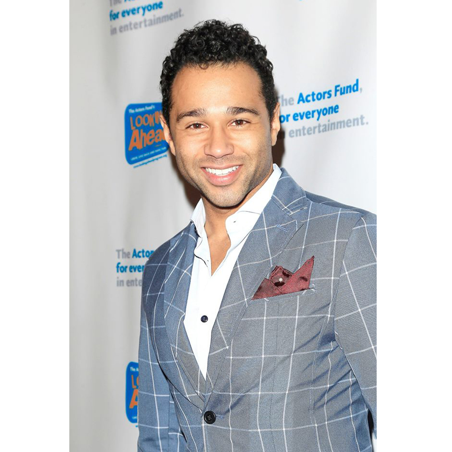 Looking Ahead Awards - Corbin Bleu
