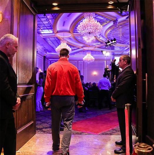 Taglyan Ballroom Hosts Smash Global