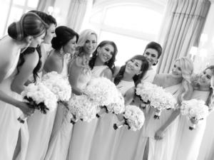 Bridesmaids At Taglyan