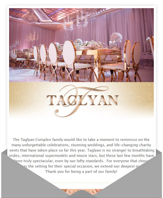 Taglyan Newsletter Issue 8