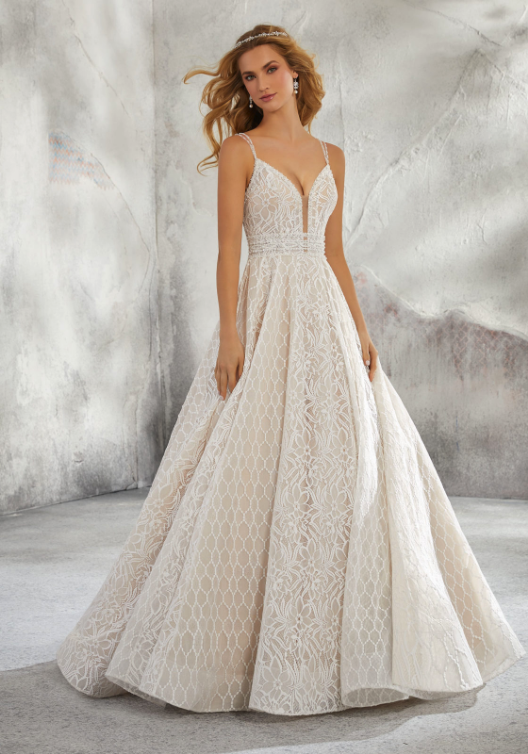 lindsey wedding dress