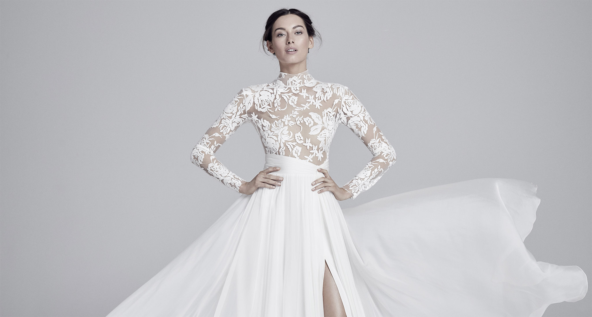 a472af6dfa New York Bridal Fashion Week  Best Wedding Dress Trends 2019-2020