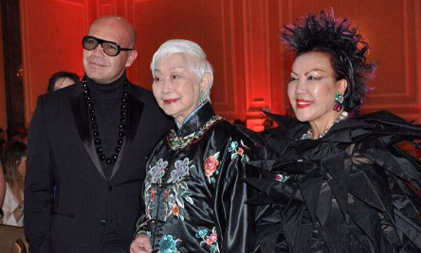 AACS Hollywood China Night At Taglyan Complex - Billy Zane With Sue Wong