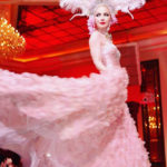 AACS Hollywood China Night At Taglyan Complex - Model On Runway