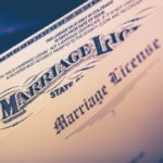 Marriage License - Paperwork