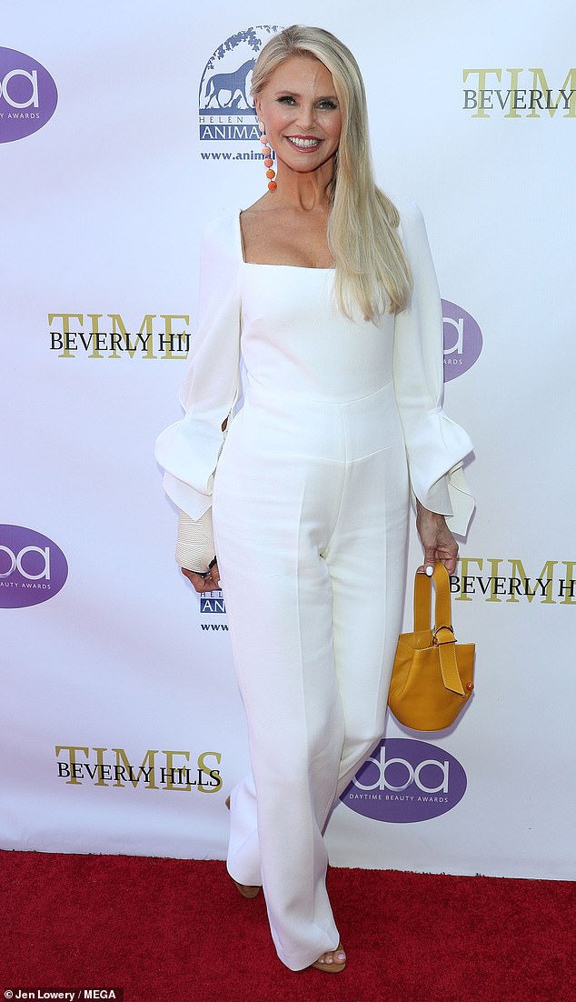 Daytime Beauty Awards - Christie Brinkley