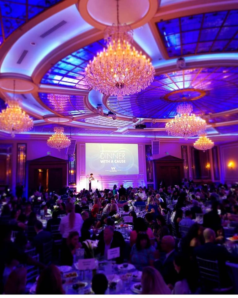 Dinner With A Cause At Taglyan - Ballroom