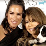 Lesley Brog And Paula Abdul At 9th Annual Wags And Walks Gala At Taglyan Complex