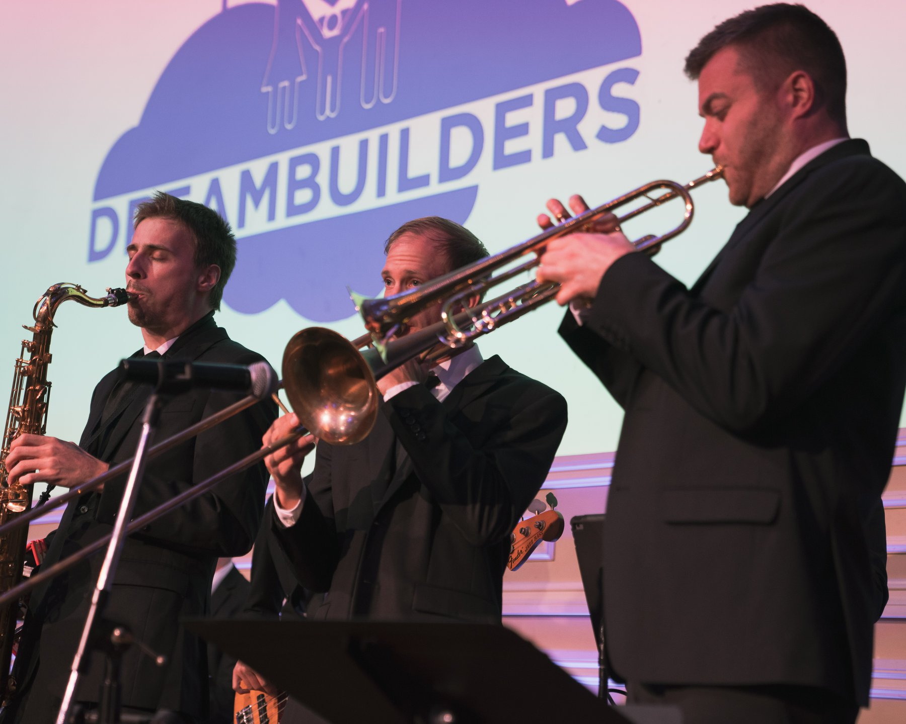Dream Builders Project - Gala - Jazz Band