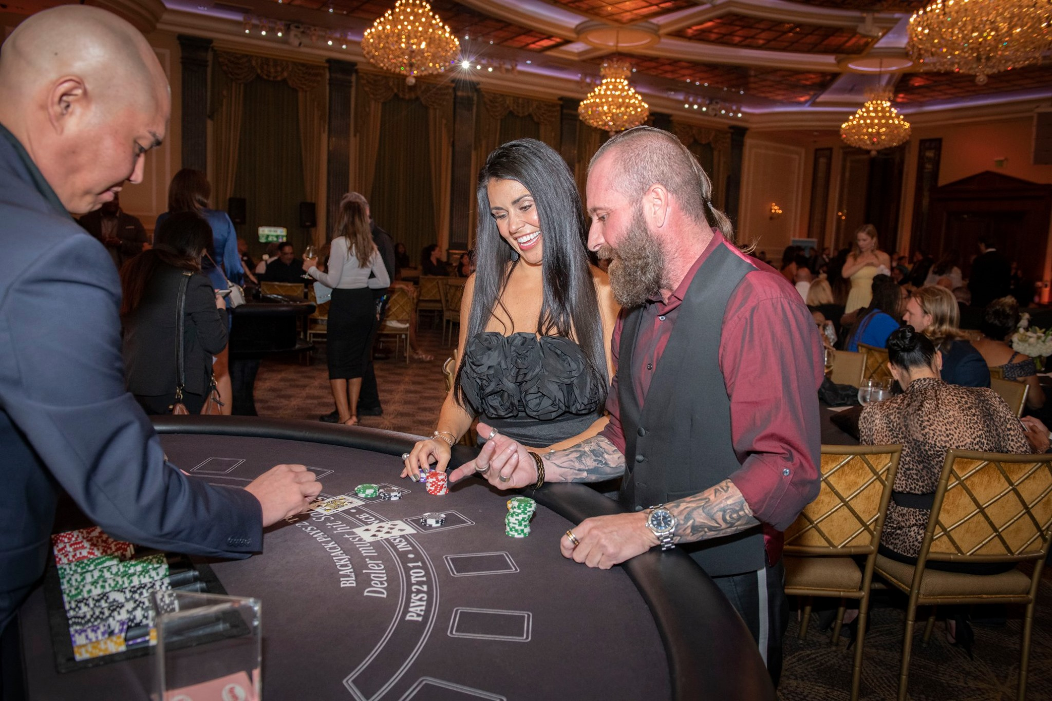 Dream Builders Project - Gala - Poker