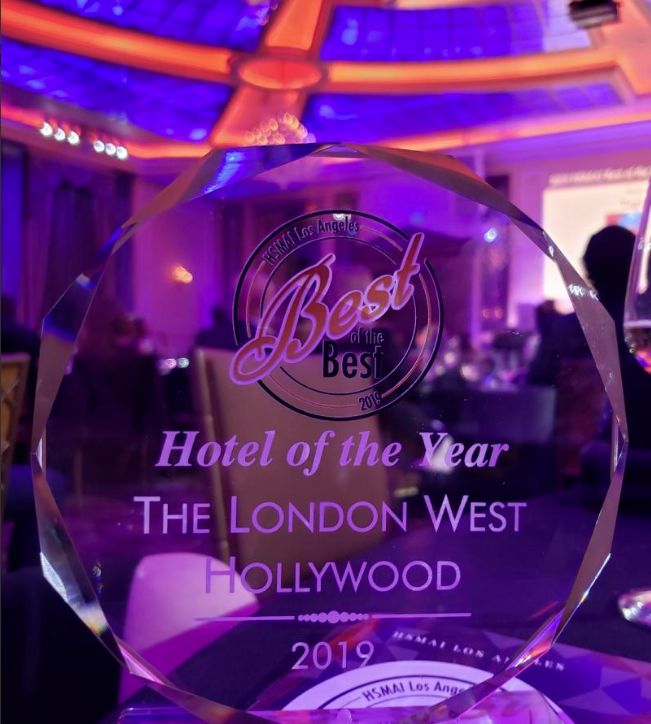5th Annual Best of the Best Hotel Awards Gala - Hotel Of The Year