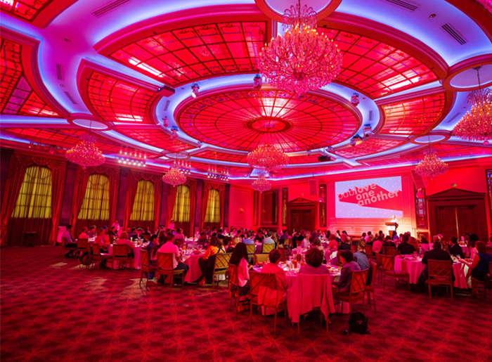 Pablove Foundation Luncheon - Ballroom At Taglyan
