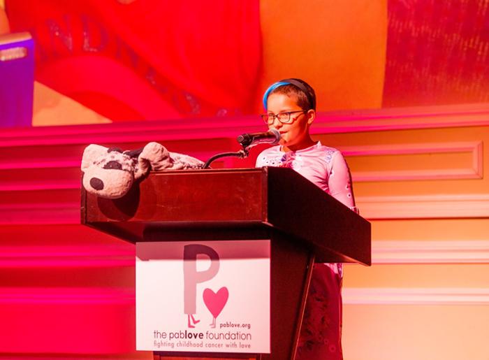 Pablove Foundation Luncheon - Speaker