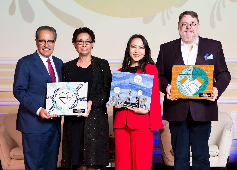 2019 Southern California Leadership Network Visionaries Awards - Honorees