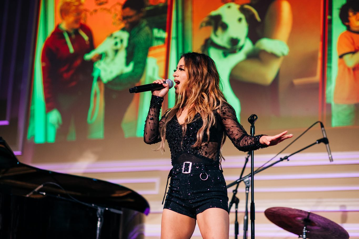4th Annual Vanderpump Dog Foundation Gala - Ally Brooke