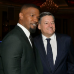 11th AAFCA Awards At Taglyan - Jamie Foxx And Ted Sarandos